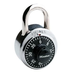 1500D - Combination Dial Padlock