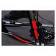 Reflective Frame - Ensemble de bandes réfléchissantes pour vélo (rouge) - 1