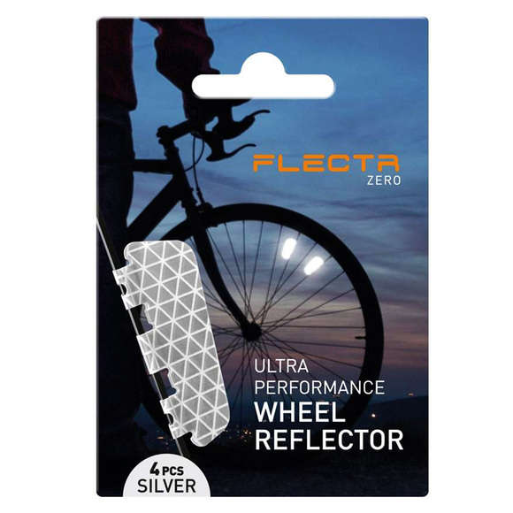 Zero - Bike Wheel Reflector Set (4 pieces)