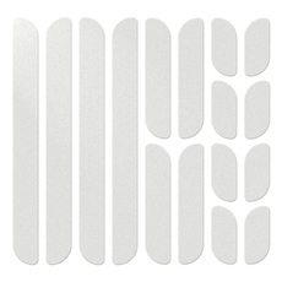 Reflective Frame - Bike Reflective Label Kit (Silver)
