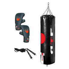 Deluxe - Boxing Heavy Bag Training Set