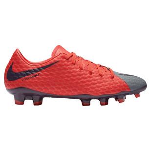 Hypervenom Phelon III FG - Chaussures de soccer extérieur pour femme