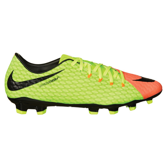 Hypervenom Phelon III FG - Adult Outdoor Soccer Shoes