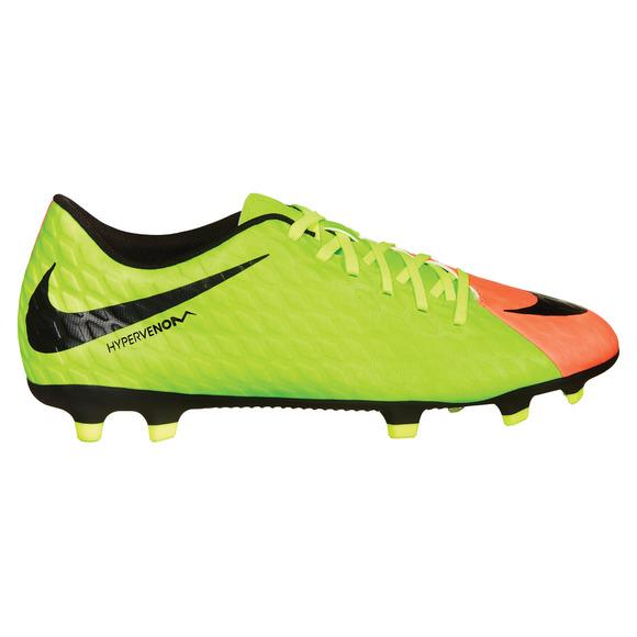 Hypervenom Phade III FG - Adult Outdoor Soccer Shoes