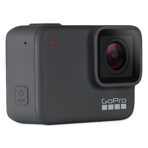 Hero 7 Silver - Caméra de performance
