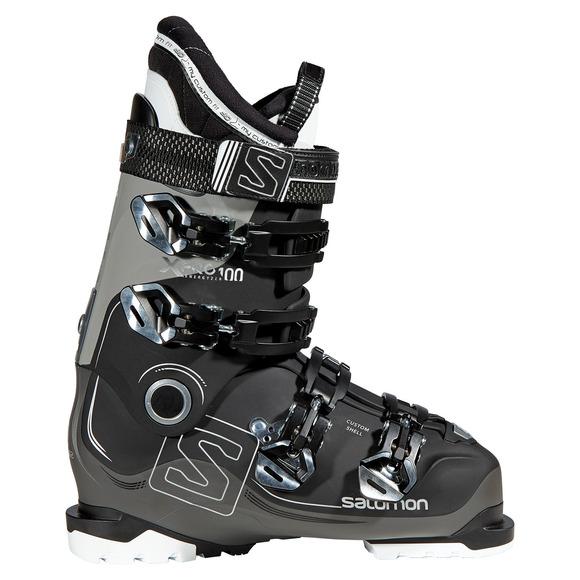 X Pro 100 - Bottes de ski alpin pour homme