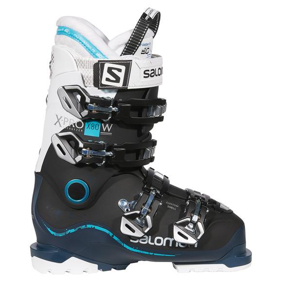 X Pro X80W- Bottes de ski alpin pour femme