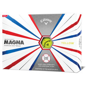 Magna - Box of 12 Golf Balls
