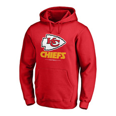 NFL Chief Team Lock Up - Adult Hoodie