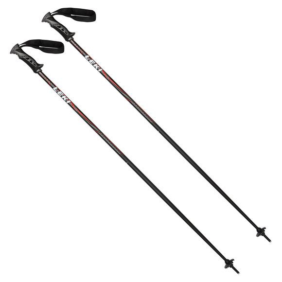 Quantum Alpine - Bâtons de ski alpin pour homme