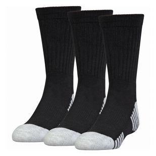 Heatgear (Pack of 3 Pairs) - Men's crew Socks
