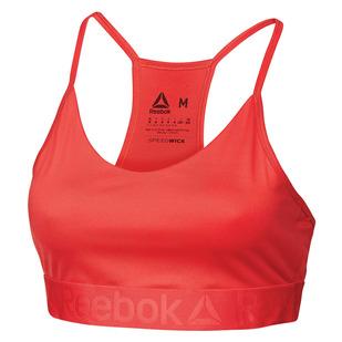 Workout Ready Strappy - Soutien-gorge sport pour femme