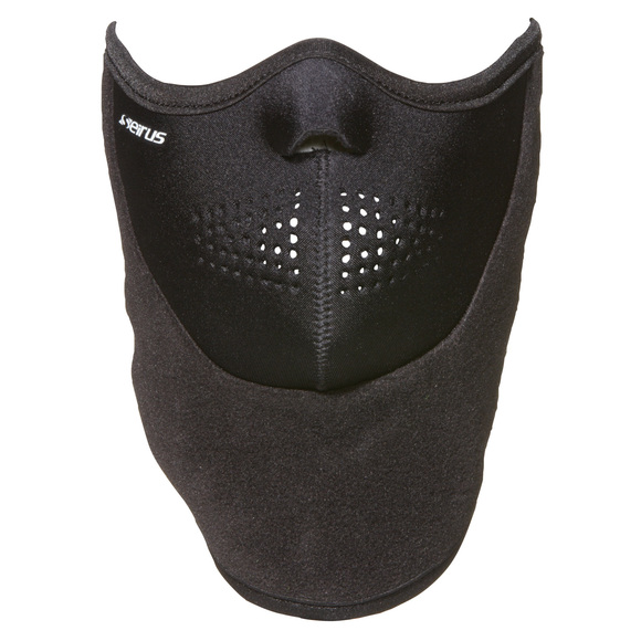 Combo - Neofleece face mask with integrated scarf