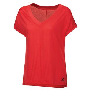 WOR Supremium Detail - T-shirt d'entraînement pour femme