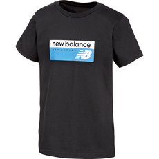 NB Athletics Banner Jr - Boys' T-Shirt