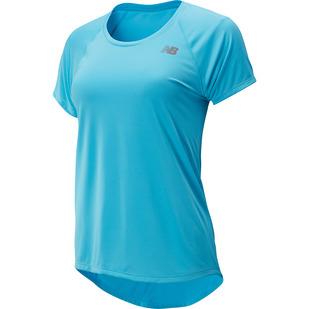 WT93868 - T-shirt d'entraînement pour femme