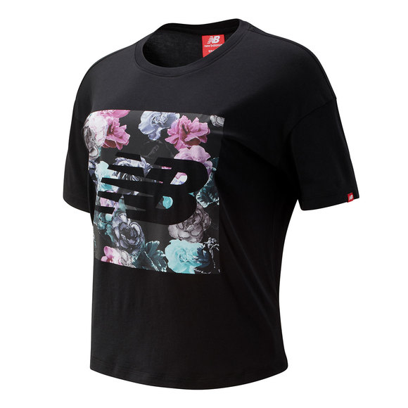 t-shirt new balance femme
