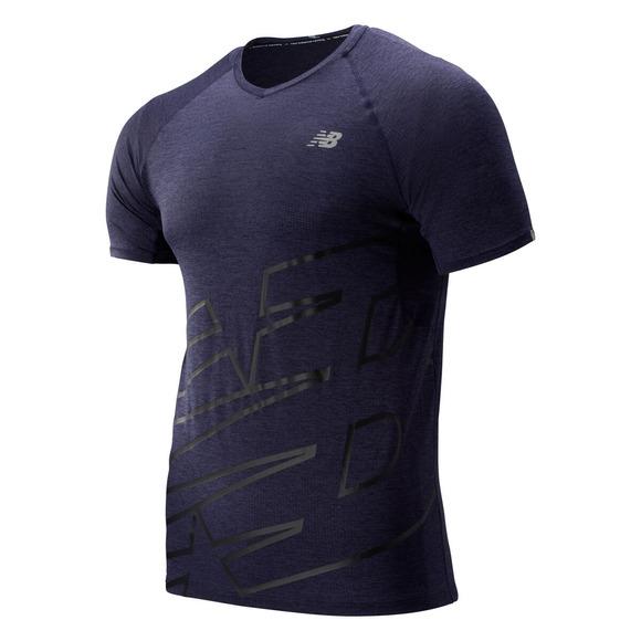 NB Ice 2.0 - T-shirt de course pour homme
