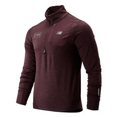 NB Heat QTR Zip - Men's Shirt