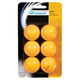 Jade - Table Tennis Balls (Pack of 6) - 0
