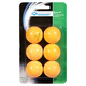 Elite 1* - Table Tennis Balls (Pack of 6) - 0