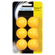 Prestige 2* - Table Tennis Balls (Pack of 6) - 0