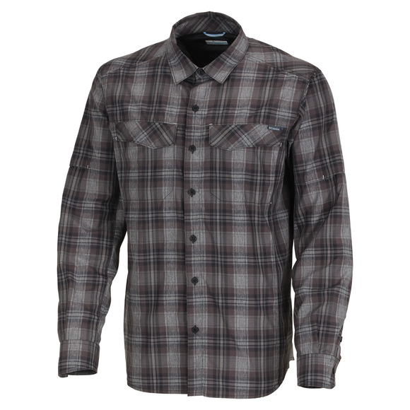 Silver Ridge - Chemise à manches longues pour homme
