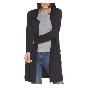 Restful - Women's Hooded Cardigan