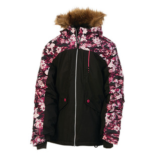 Lava Jr - Girls' Insulated Jacket
