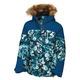 Macaron Jr - Manteau d'hiver à capuchon pour fille - 0