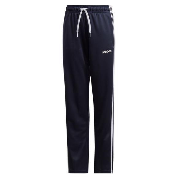 Essentials 3-Stripes Jr - Pantalon athlétique pour garçon