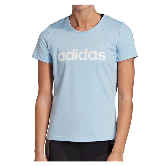 D2M Logo - T-shirt d'entraînement pour femme