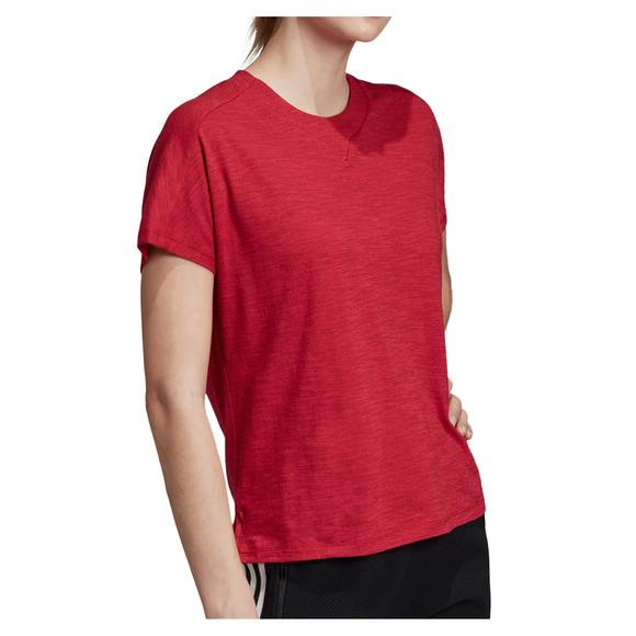 ID Winners - T-shirt d'entraînement pour femme