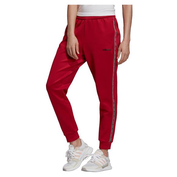 pantalon adidas femme large