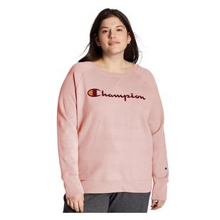 Powerblend (Plus Size) - Women's Sweatshirt