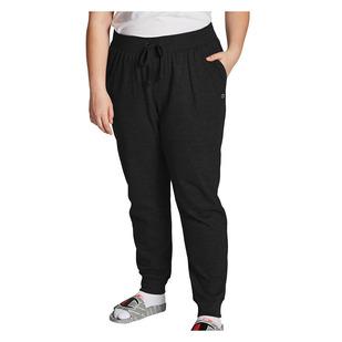 Powerblend (Taille Plus) - Pantalon en molleton pour femme