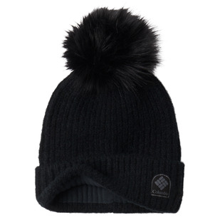 Winter Blur Pom Pom - Adult Beanie