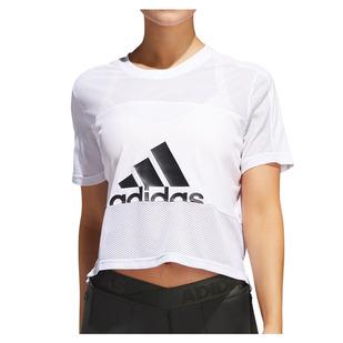 BOS Open Mesh - Women's Training T-Shirt