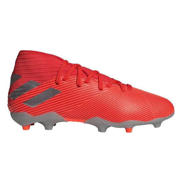 Nemeziz 19.3 FG Jr - Chaussures de soccer extérieur pour junior