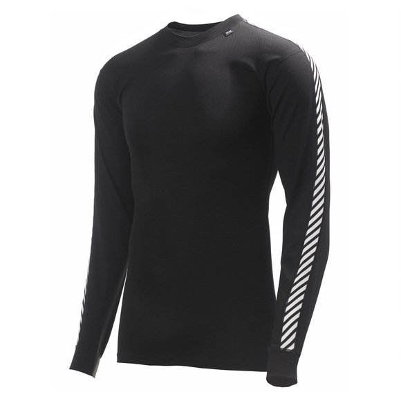 Dry Stripe - Men's Base layer Long-Sleeved Shirt