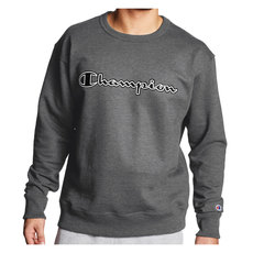 Graphic Powerblend - Men's Long-Sleeved Shirt