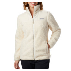 Winter Pass - Women's Full-Zip Fleece Jacket
