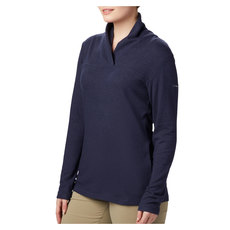 By The Hearth - Women's Long-Sleeved Shirt