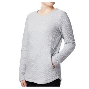 Sunday Summit (Plus Size) - Women's Long-Sleeved Shirt