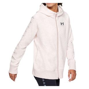 Rival Fleece Sportstyle - Women's Full-Zip Hoodie
