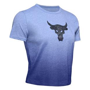 The Rock Bull Graphic - Women's Cotton T-Shirt