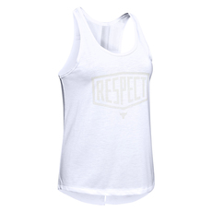 The Rock Whisperlight Tie Back - Women's Athletic Tank Top