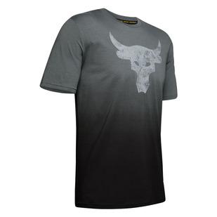 Project Rock Bull Graphic - T-shirt athlétique pour homme