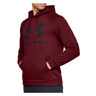 Rival SportStyle Logo - Men's Fleece Hoodie