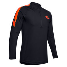 Gametime - Men's Training Half-Zip Long-Sleeved Shirt